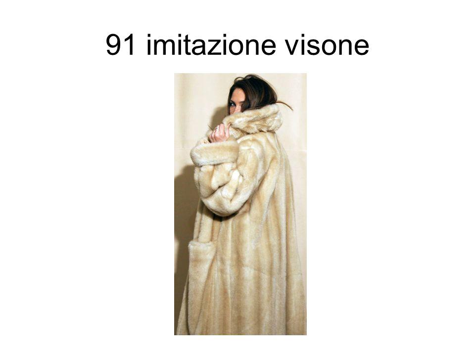 91 imitazione visone