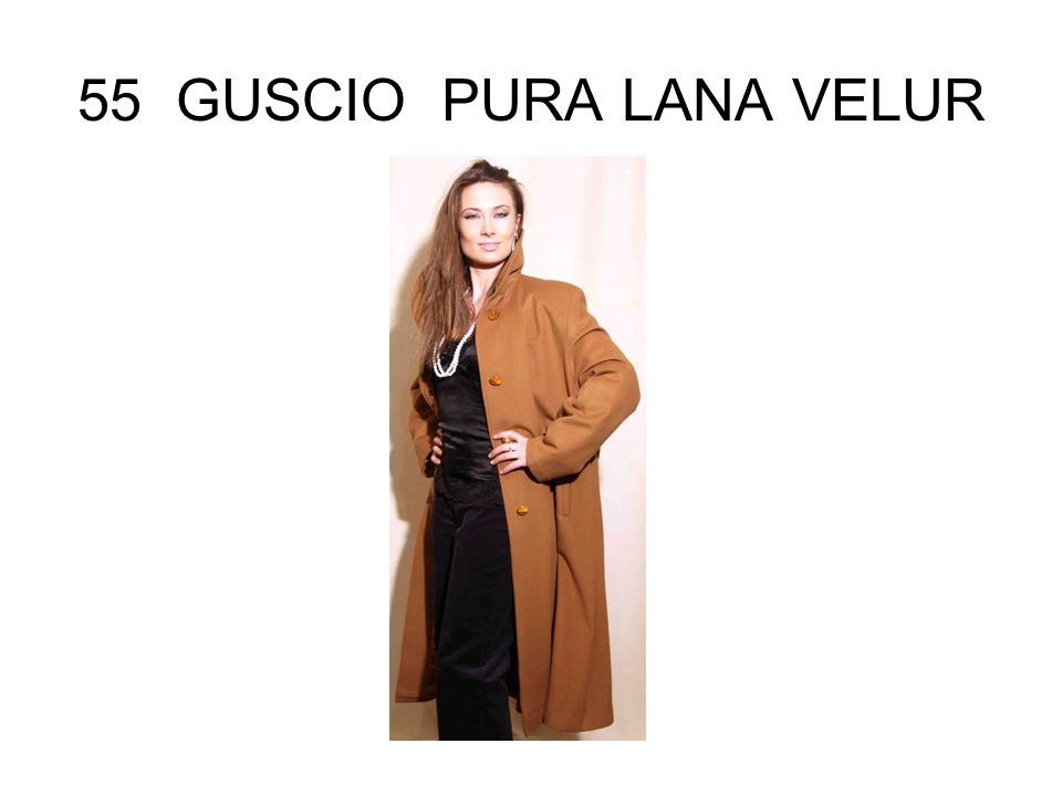 55 GUSCIO PURA LANA VELUR