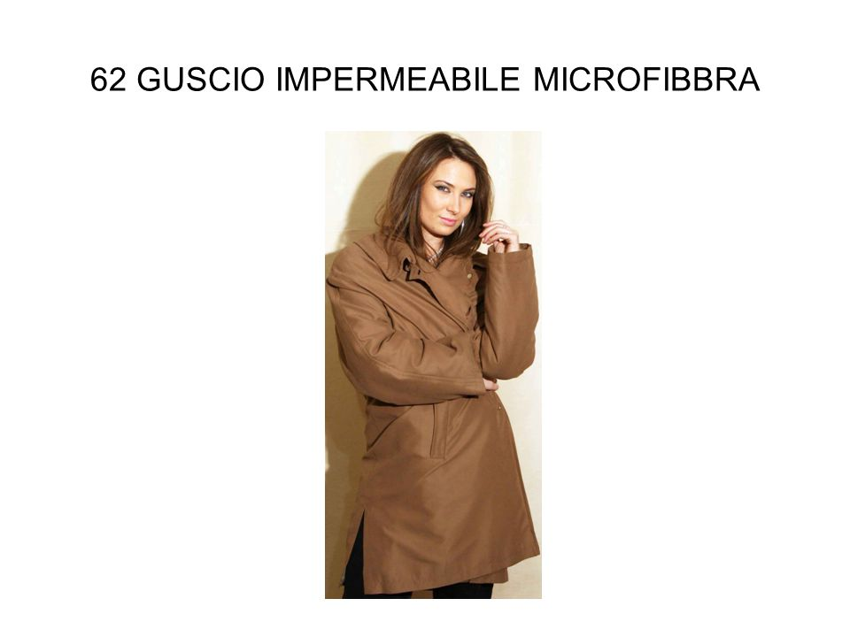 62 GUSCIO IMPERMEABILE MICROFIBBRA
