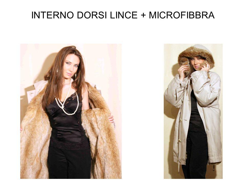 INTERNO DORSI LINCE + MICROFIBBRA
