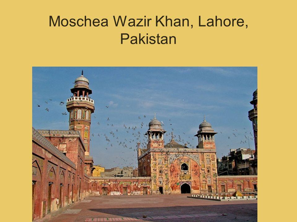 Moschea Wazir Khan, Lahore, Pakistan