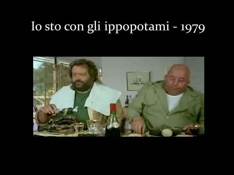 Io sto con gli ippopotami - 1979