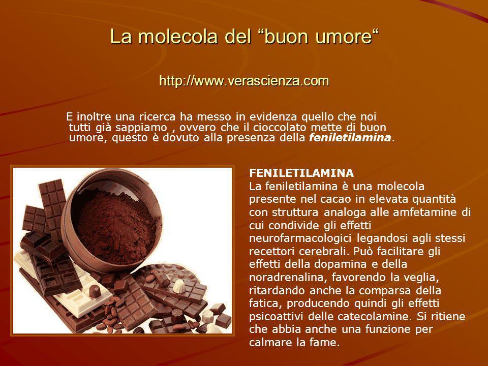 La molecola del buon umore http://www.verascienza.com