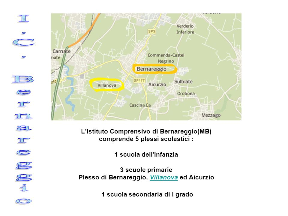 I.C. Bernareggio