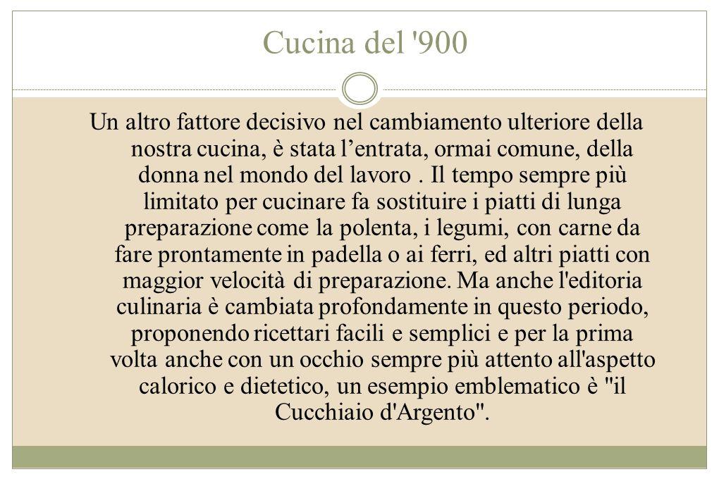Cucina del 900
