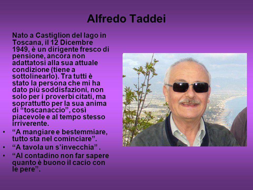 Alfredo Taddei