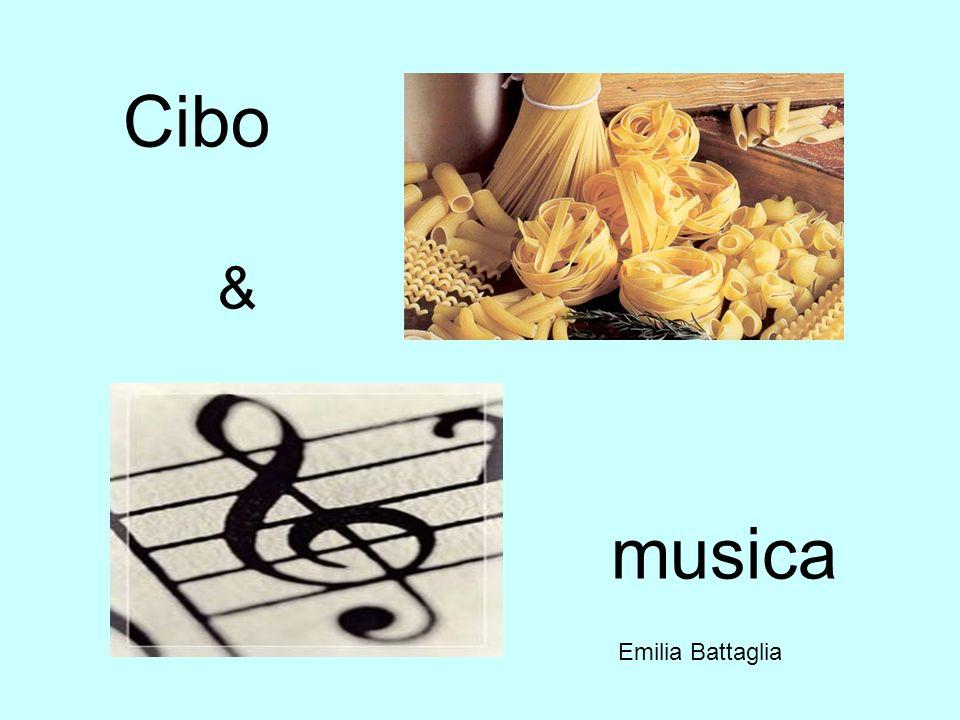 Cibo & musica Emilia Battaglia