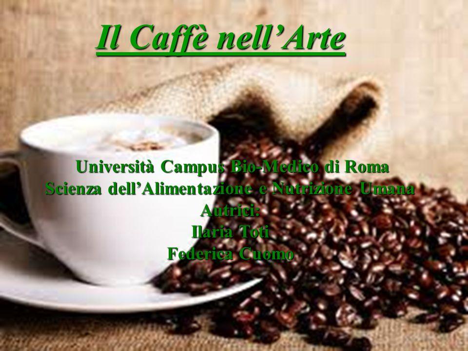 Il Caffè nell'Arte Università Campus Bio-Medico di Roma