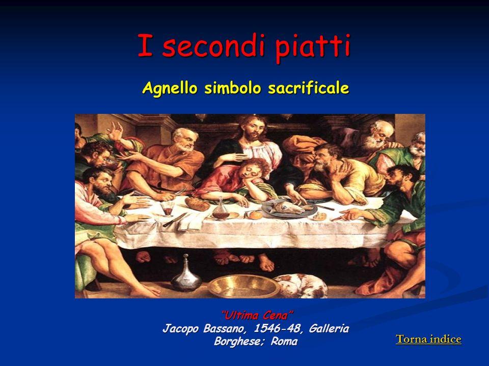 Jacopo Bassano, 1546-48, Galleria Borghese; Roma