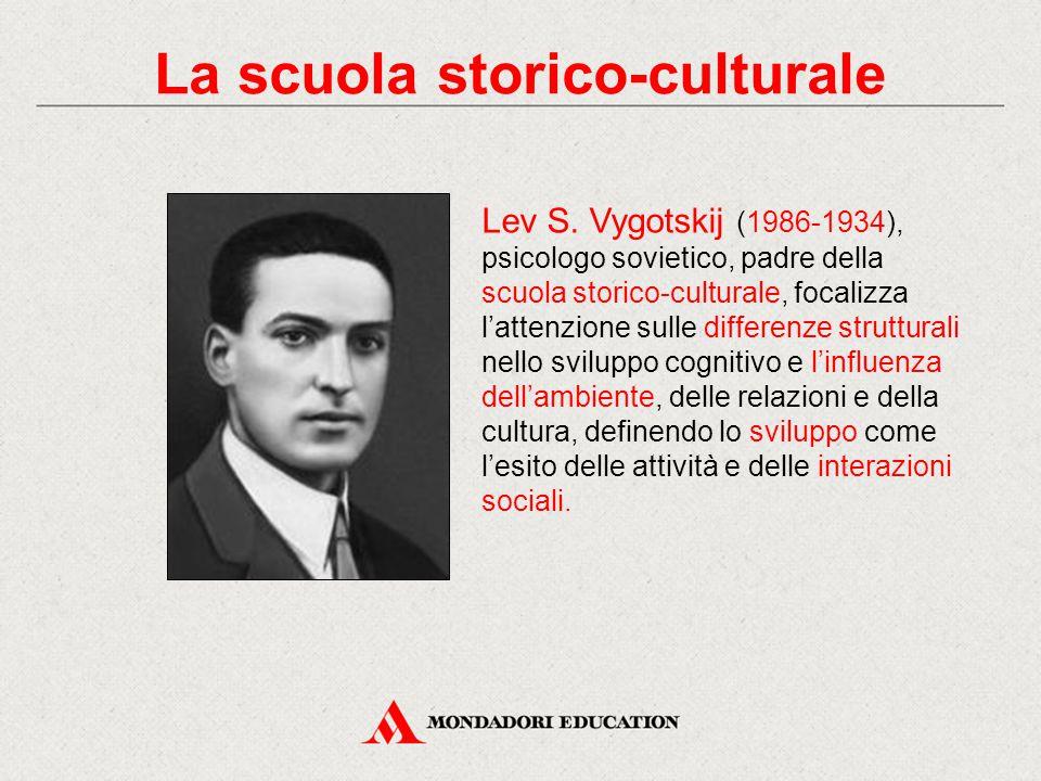 La scuola storico-culturale