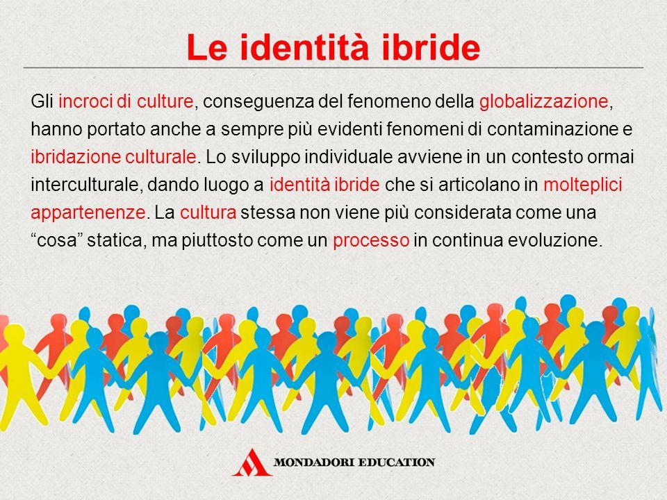 Le identità ibride