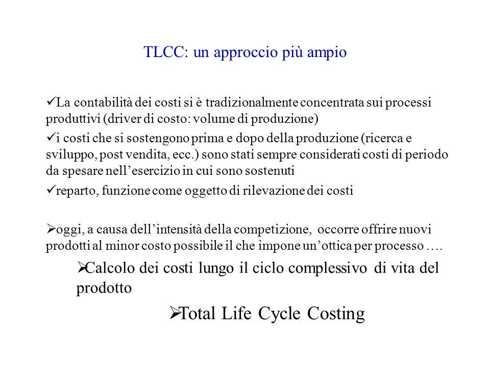 TLCC: un approccio più ampio