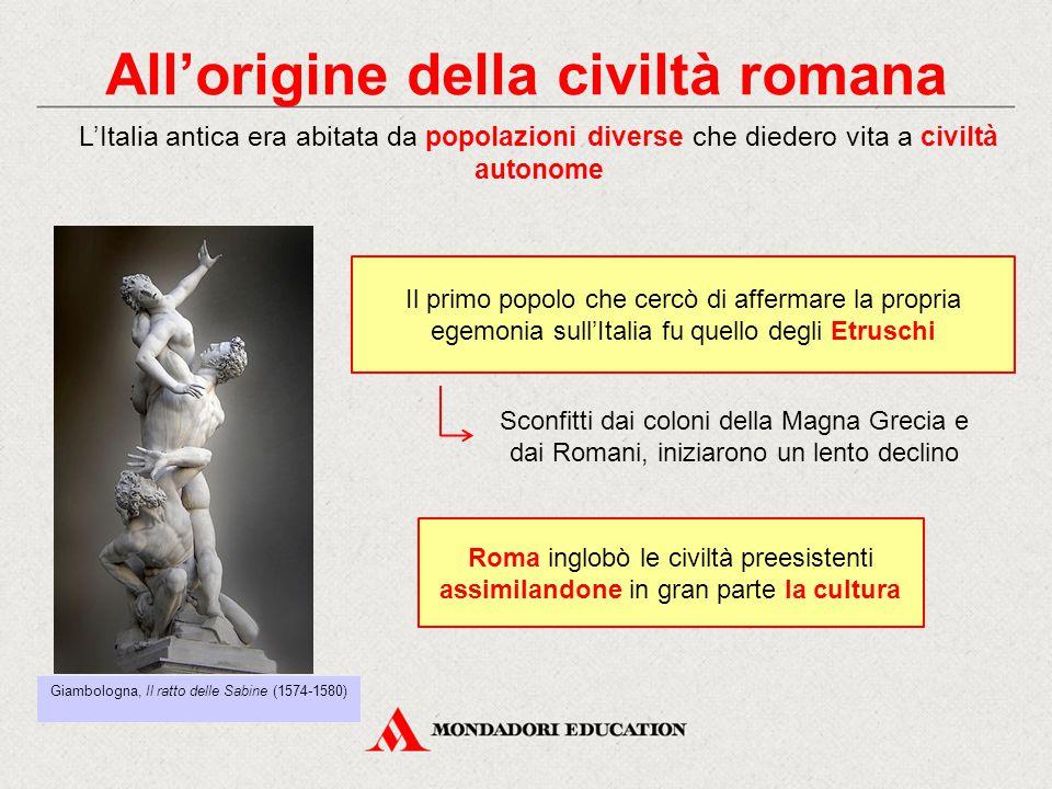 All'origine della civiltà romana