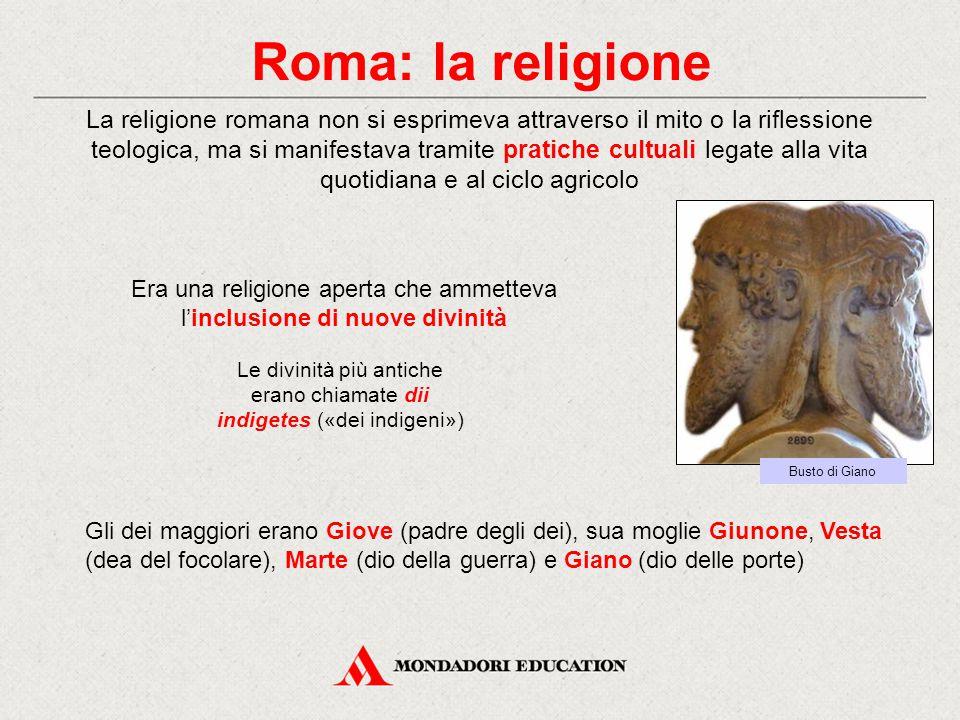 Roma: la religione