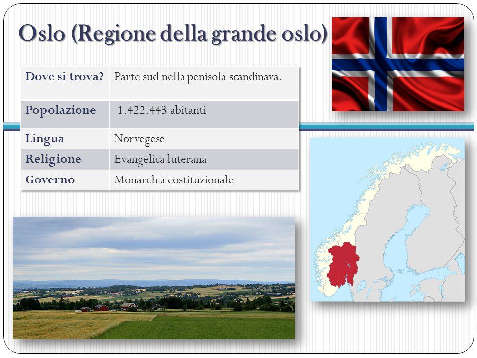 Oslo (Regione della grande oslo)
