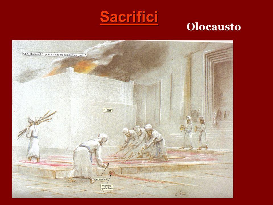 Sacrifici Olocausto