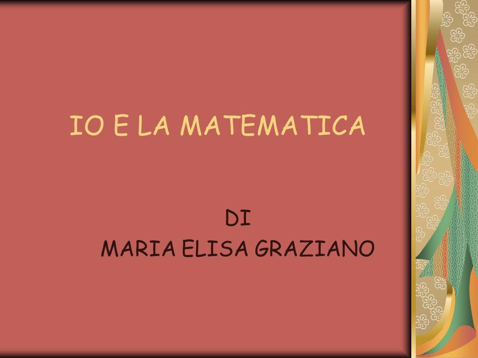 DI MARIA ELISA GRAZIANO