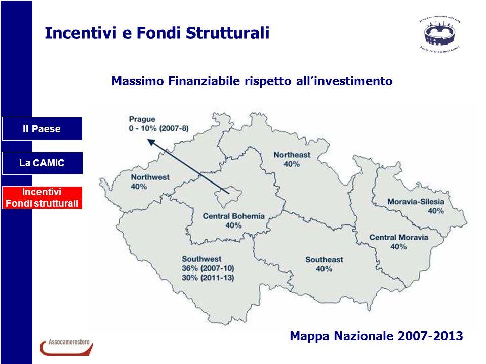 Incentivi e Fondi Strutturali
