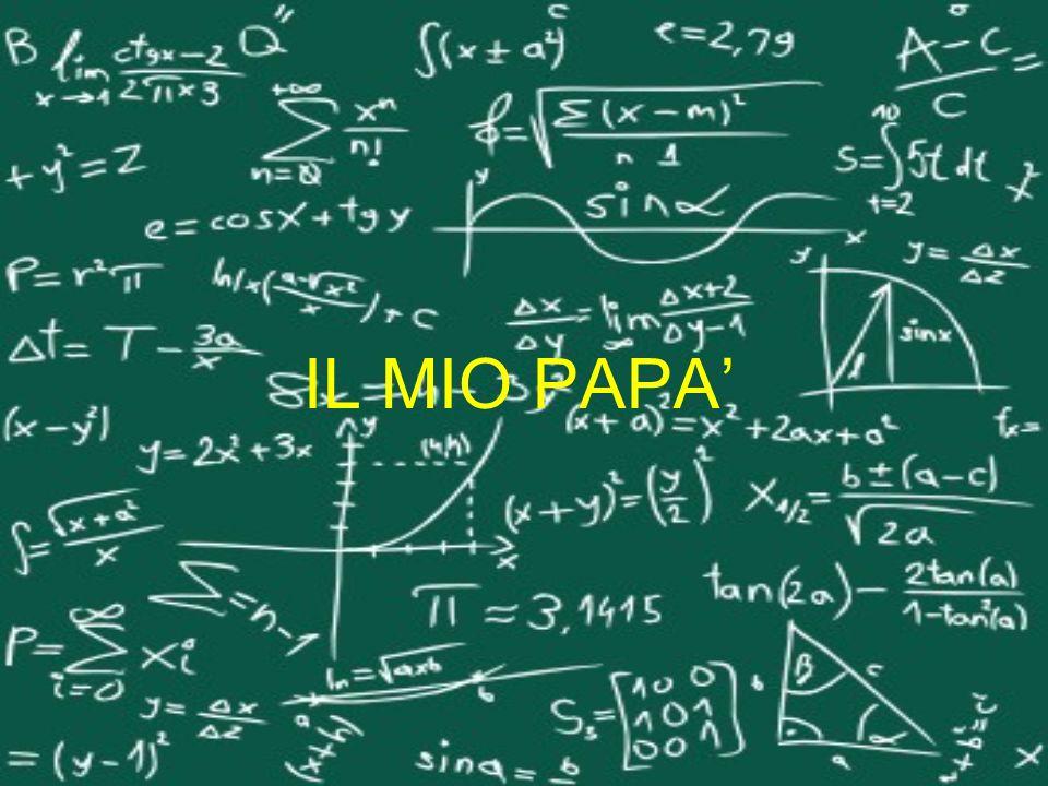 IL MIO PAPA'