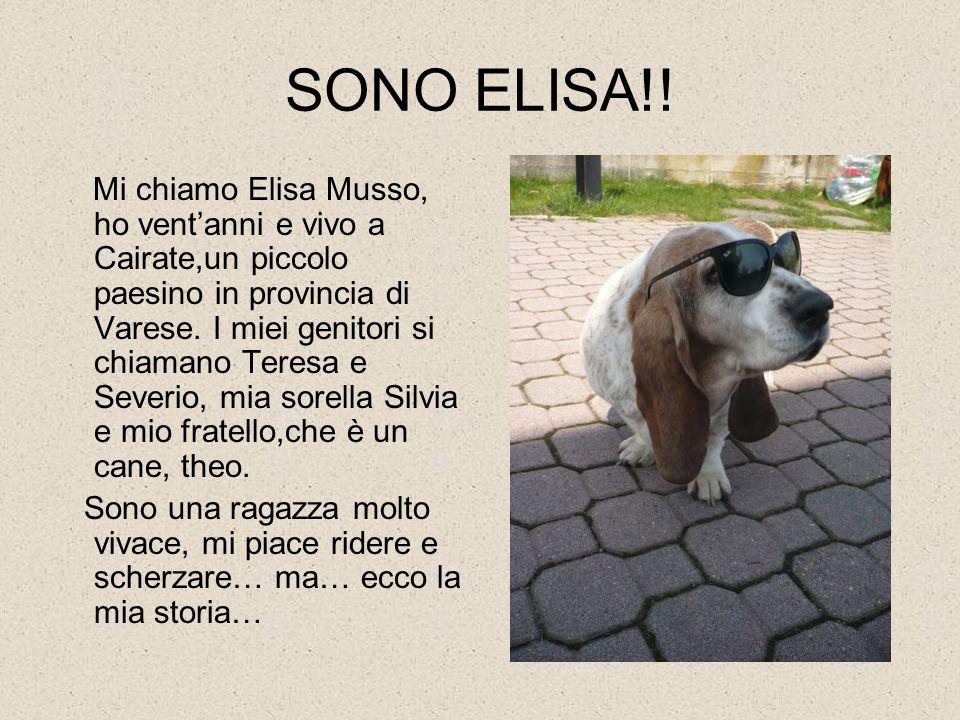 SONO ELISA!!