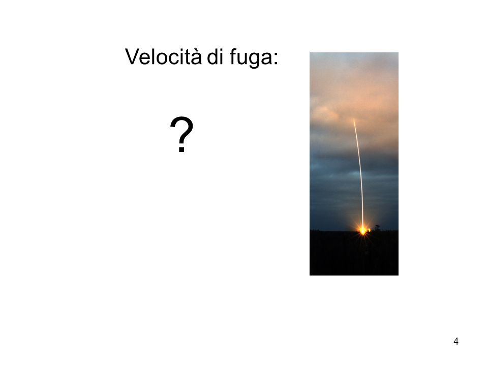 Velocità di fuga: Video Shuttle Discovery
