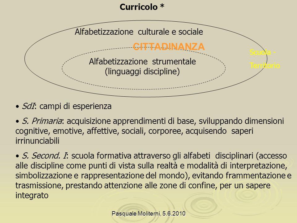 Alfabetizzazione strumentale (linguaggi discipline)