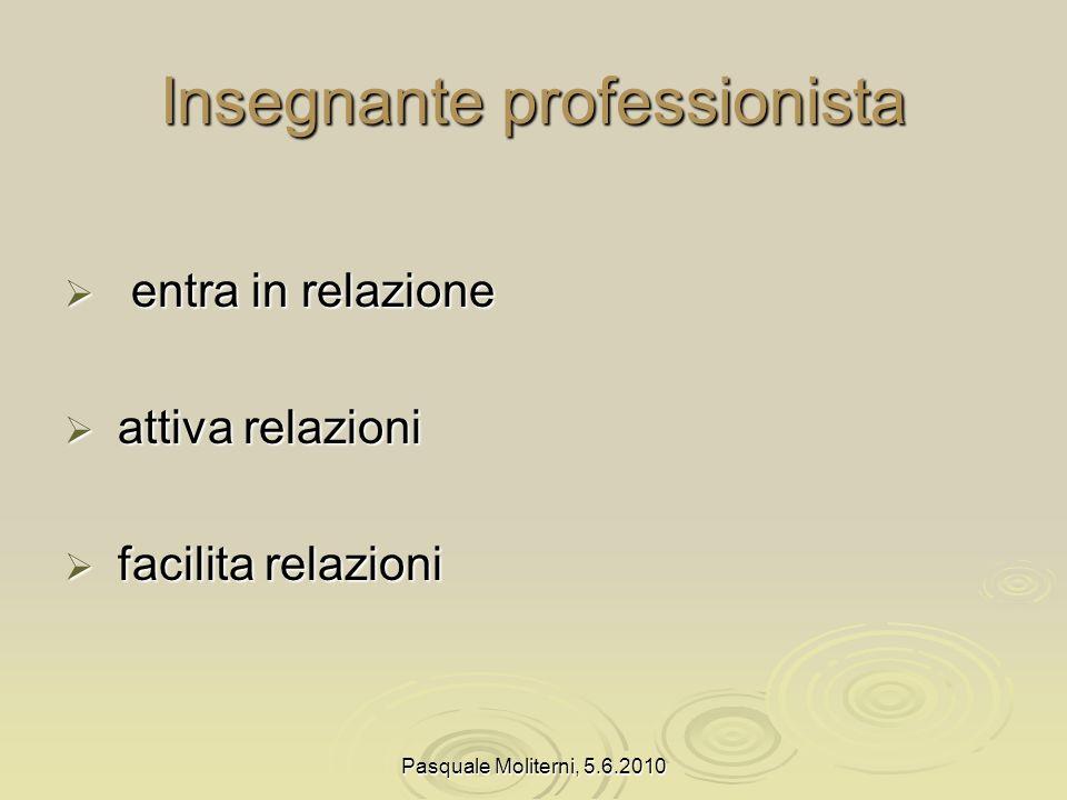 Insegnante professionista