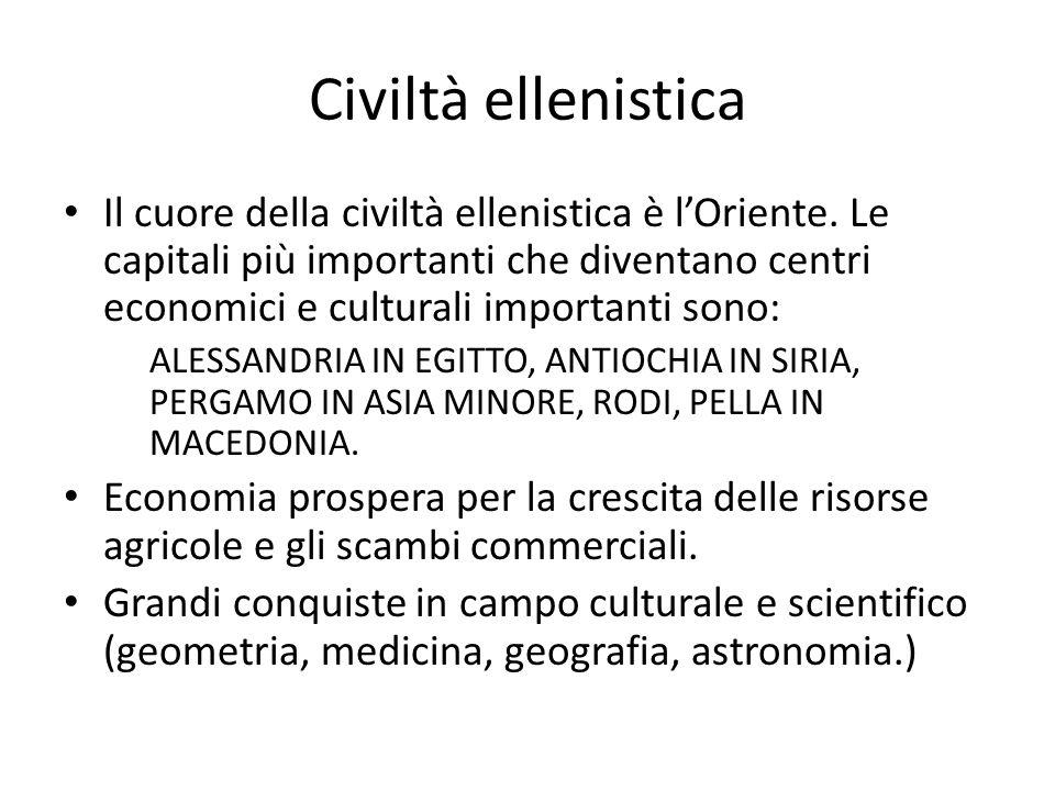 Civiltà ellenistica