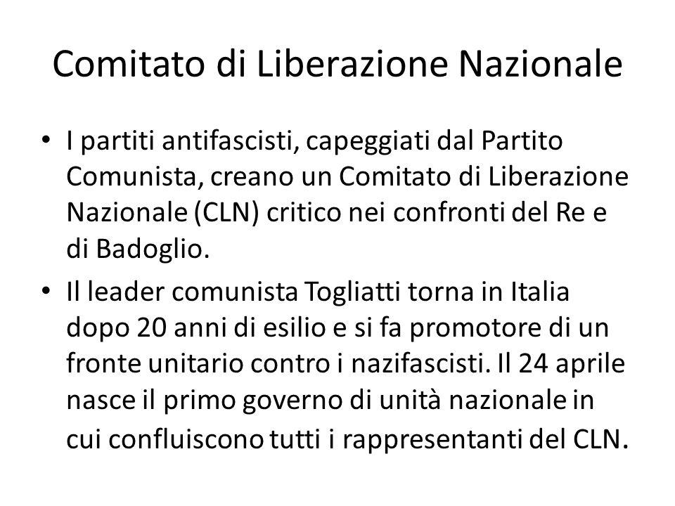 Comitato di Liberazione Nazionale