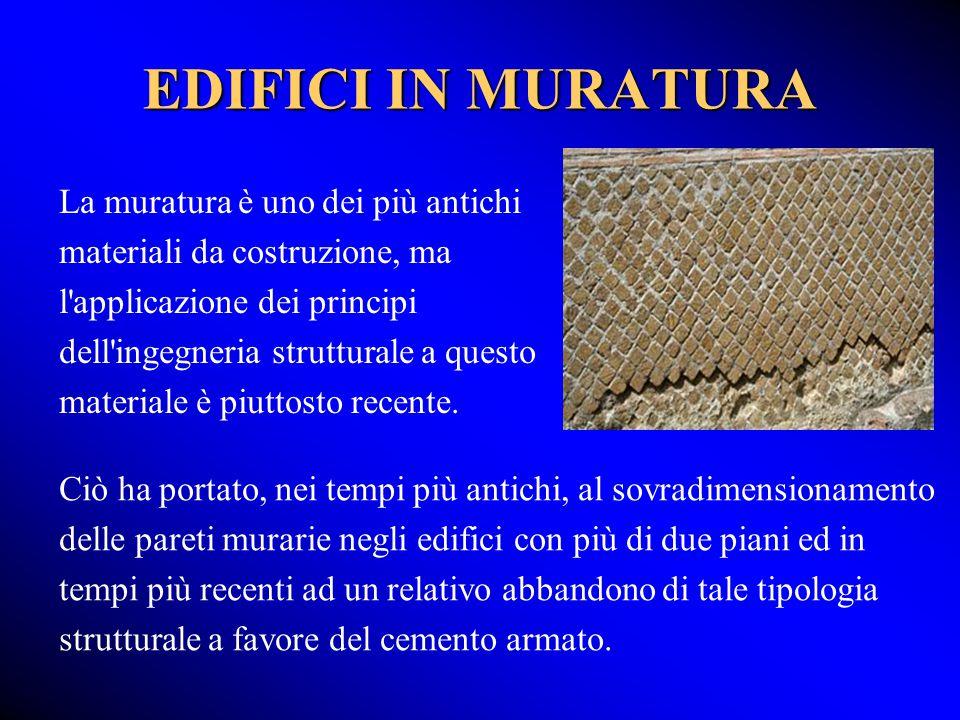 EDIFICI IN MURATURA