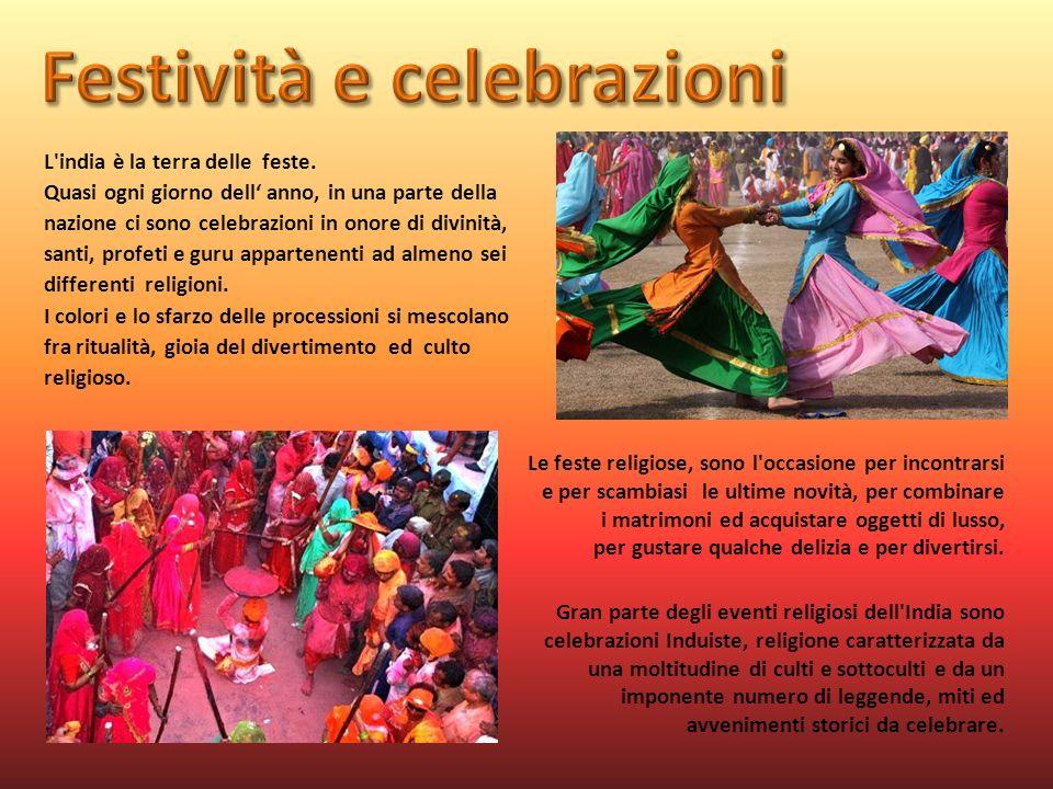 Festività e celebrazioni