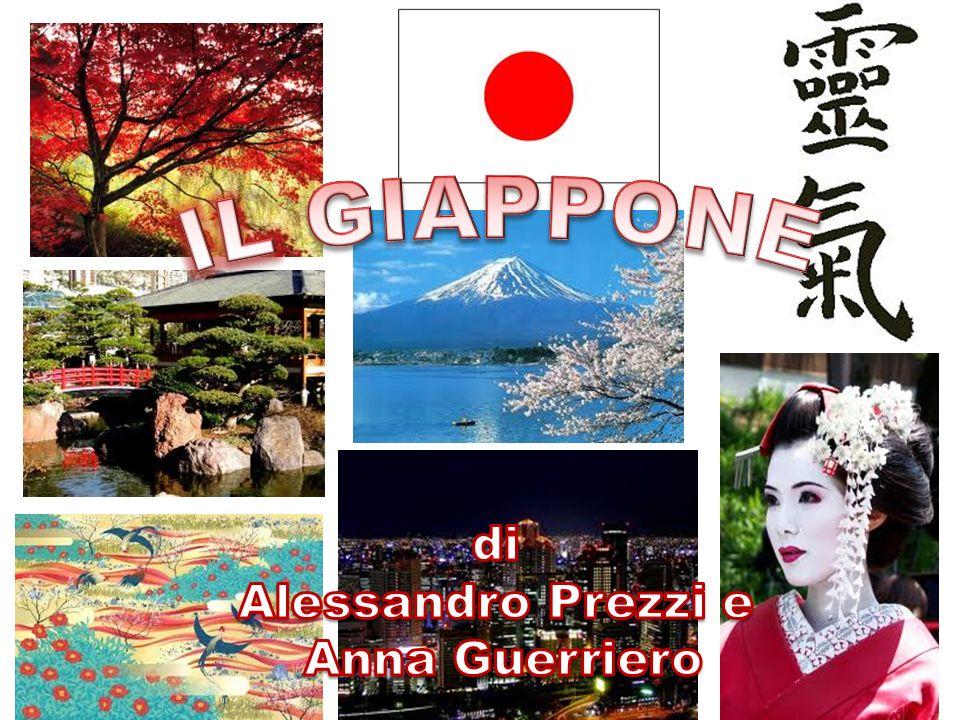 IL GIAPPONE di Alessandro Prezzi e Anna Guerriero