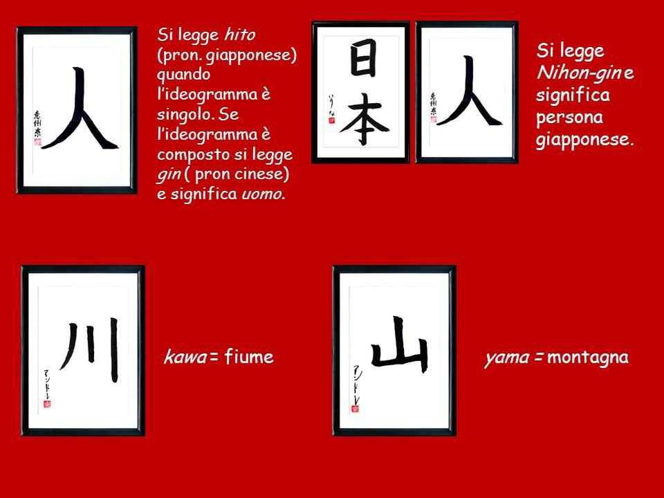 Si legge Nihon-gin e significa persona giapponese.