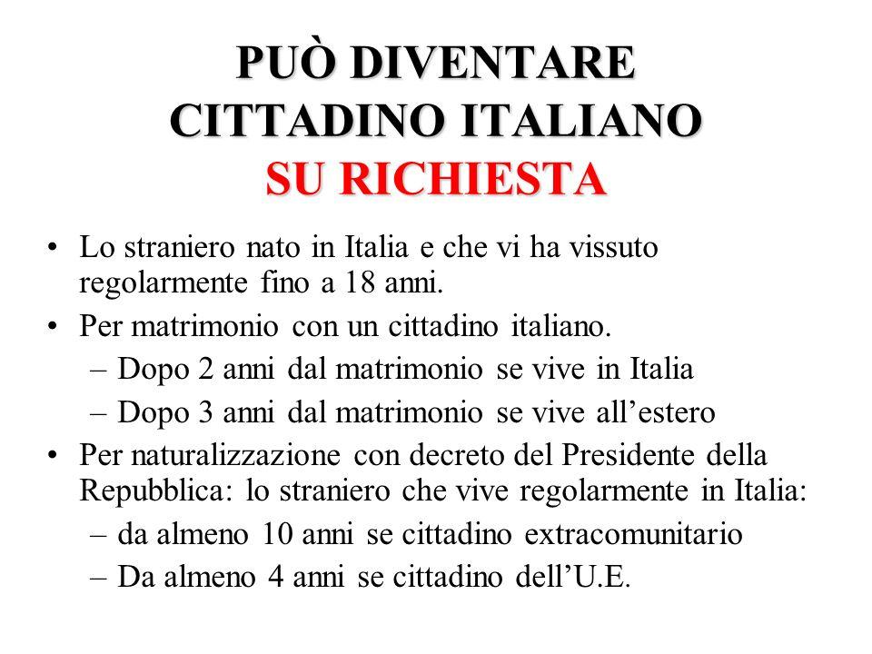 Matrimonio In Italia Con Cittadino Americano : Lo stato ppt video online scaricare