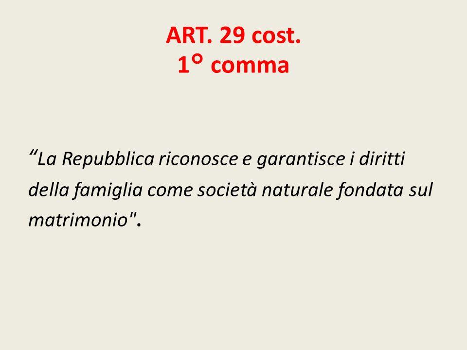 ART. 29 cost.