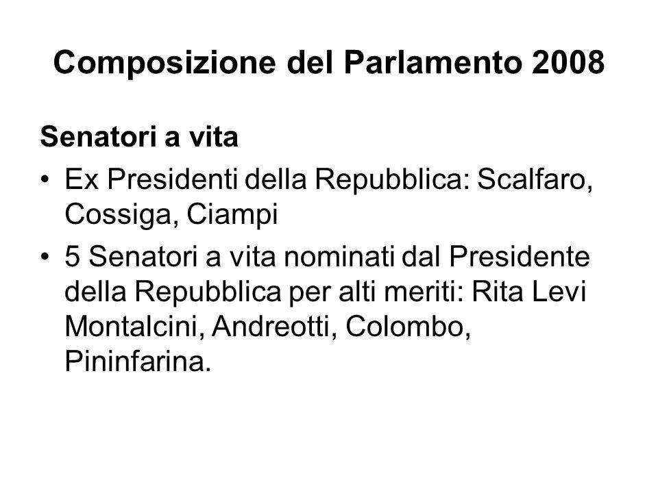 Parlamento parlamento ppt scaricare for Parlamento della repubblica
