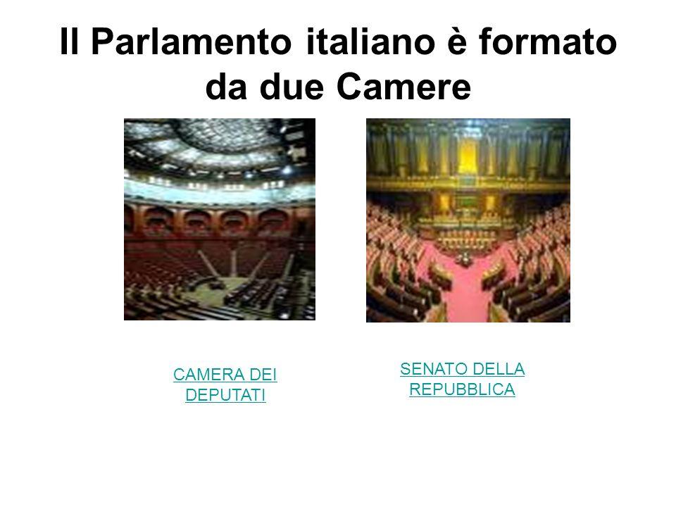 Parlamento parlamento ppt scaricare for Le due camere del parlamento