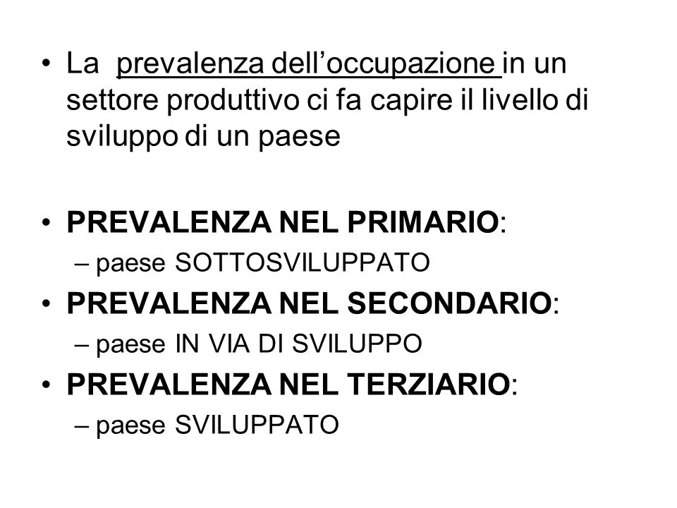 PREVALENZA NEL PRIMARIO: PREVALENZA NEL SECONDARIO: