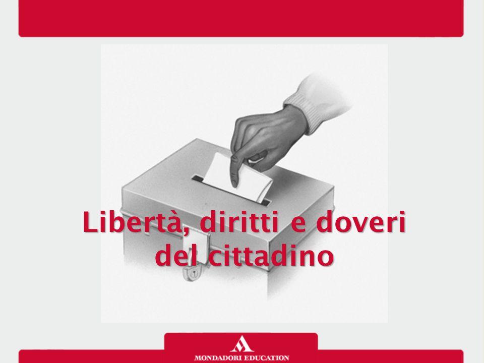 Libertà, diritti e doveri