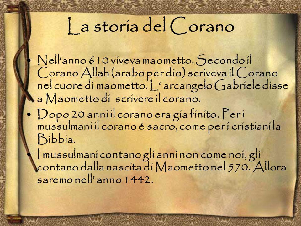 La storia del Corano