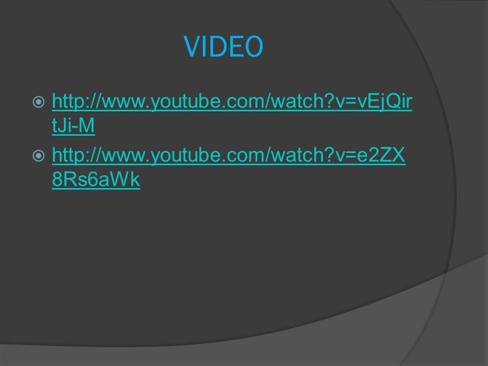 VIDEO http://www.youtube.com/watch v=vEjQirtJi-M