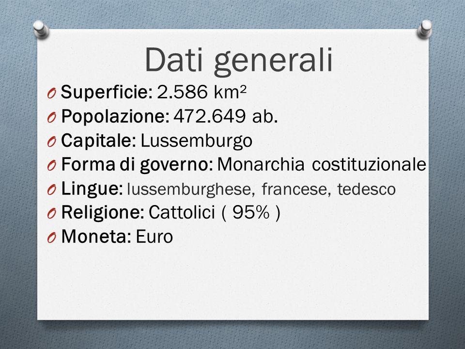 Dati generali Superficie: 2.586 km² Popolazione: 472.649 ab.