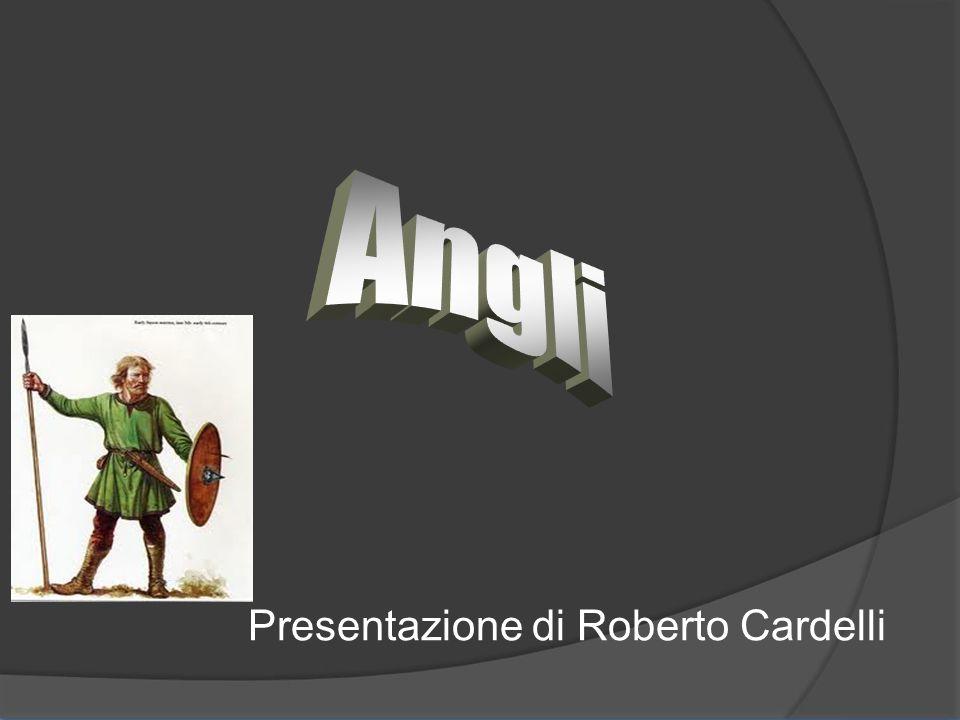 Angli Presentazione di Roberto Cardelli