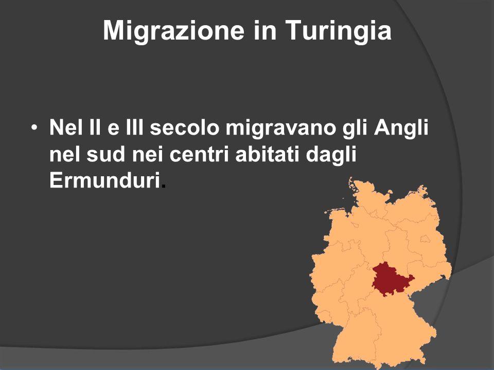 Migrazione in Turingia