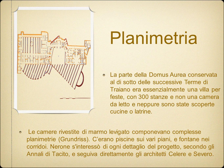 Domus aurea ppt video online scaricare for Piani di una camera per gli ospiti