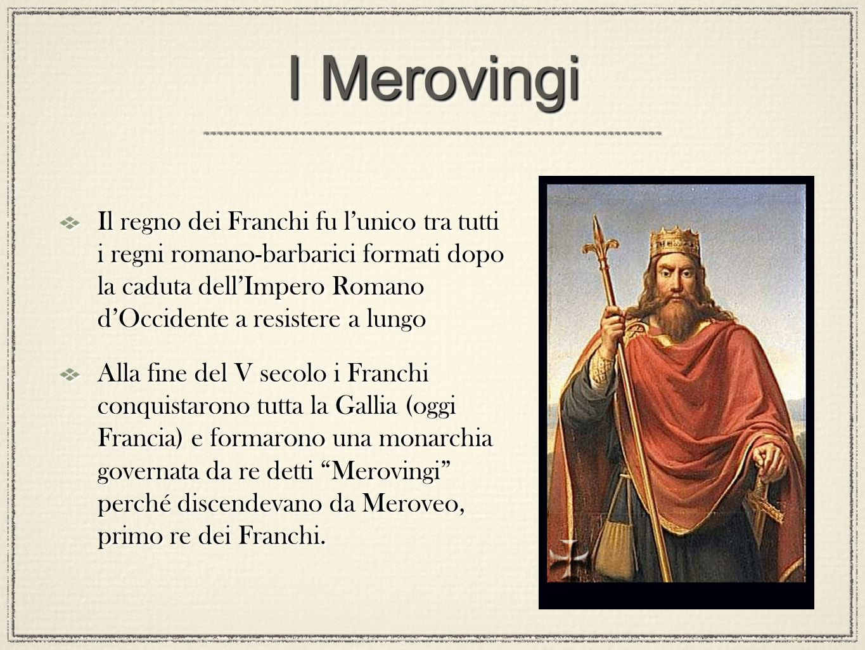 I Merovingi