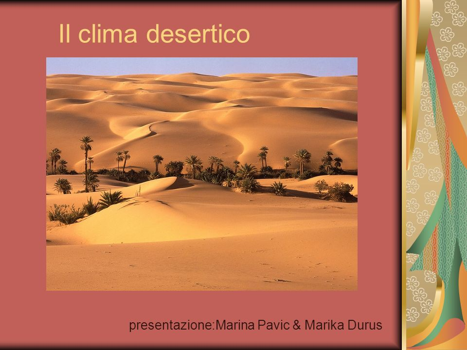 presentazione:Marina Pavic & Marika Durus