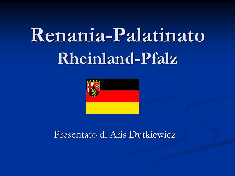 Renania-Palatinato Rheinland-Pfalz