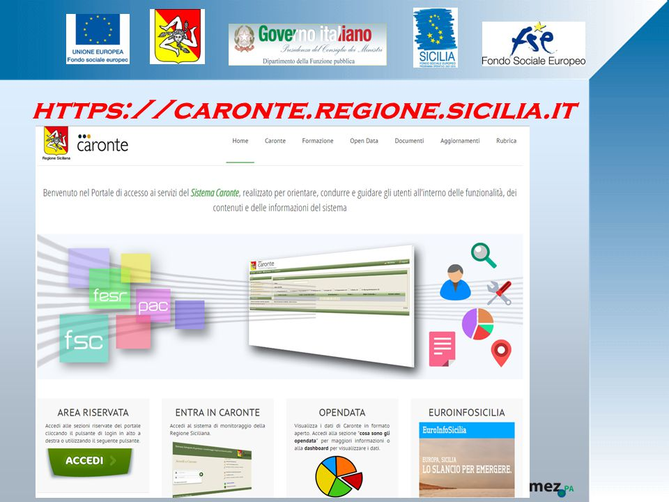 https://caronte.regione.sicilia.it