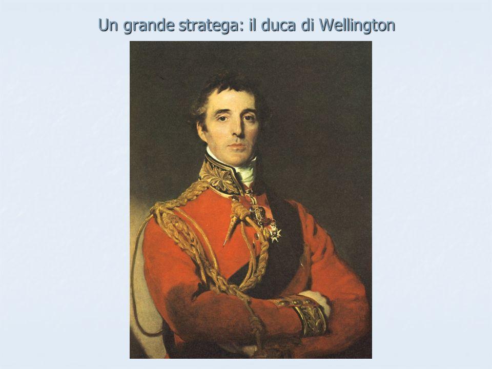 Un grande stratega: il duca di Wellington